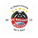 Bayern Fanclub 5. Stern